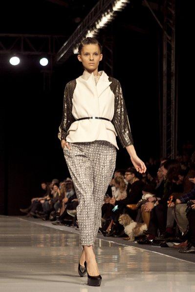FashionPhilosophy Fashion Week październik 2013 - pokaz Dawida Tomaszewskiego wiosna lato 2014