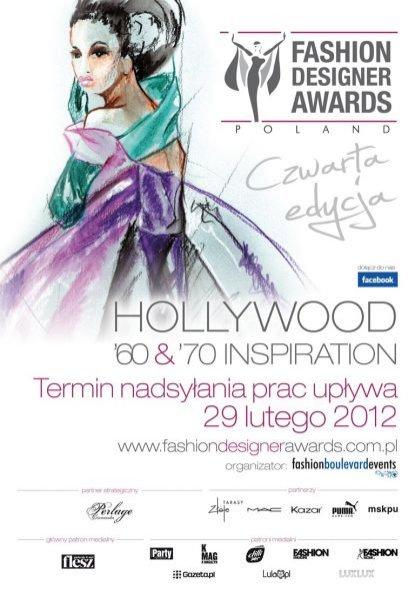 Czwarta edycja konkursu Fashion Designer Awards