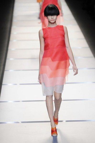 1 Milan Fashion Week - Fendi wiosna lato 2014