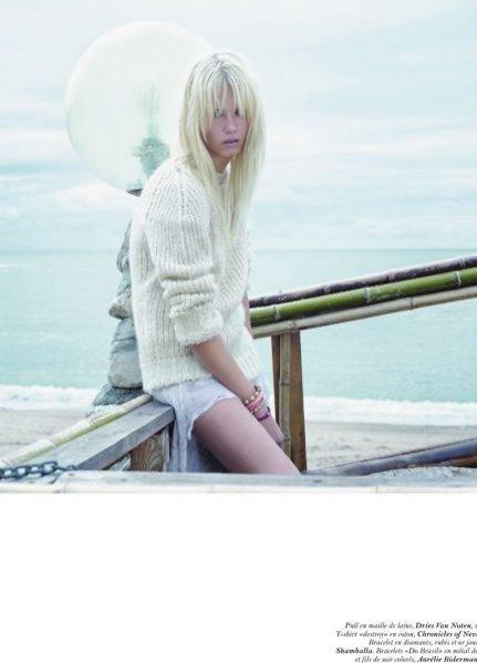 Sesja Nevermind w Vogue Paris