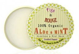 Figs&Rouge balsam do ust - aloes i mięta