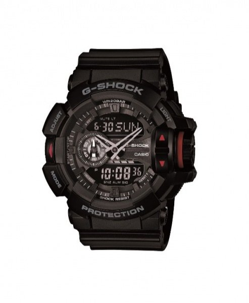 Model Casio G-SHOCK GA-400-1BER
