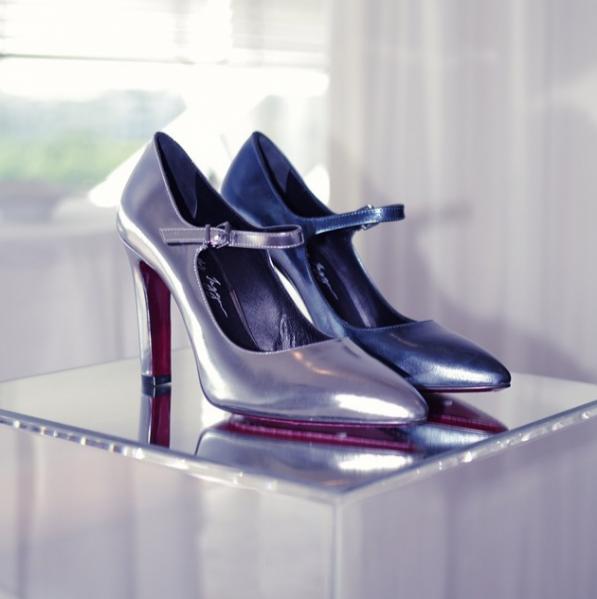 1. Kolekcja butów Georgii May Jagger dla Minelli