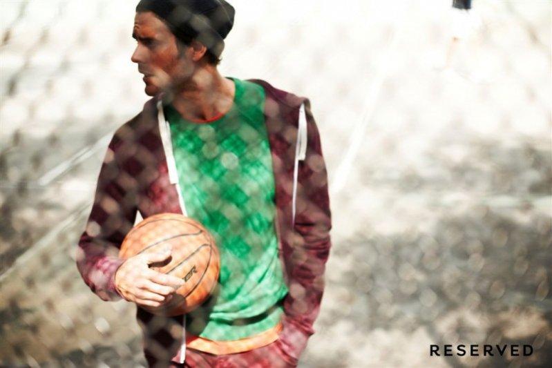 Kampania Reserved Men jesień zima 2012/2013