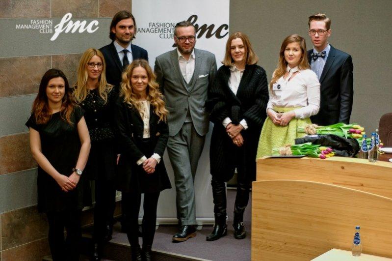 Get Dressed for Success - relacja z wydarzenia Fashion Management Club