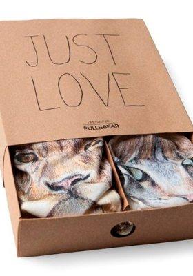 JUST LOVE - WALENTYNKOWA KOLEKCJA PULL&BEAR