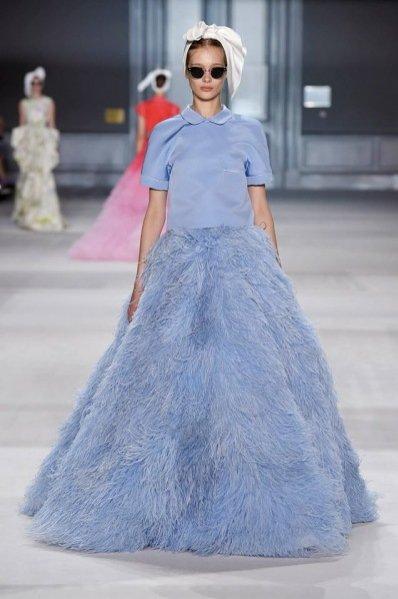 1. Pokaz Haute Couture jesień zima 2014/2015
