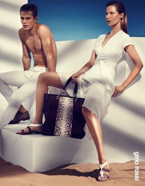 kampania Gino Rossi wiosna lato 2012