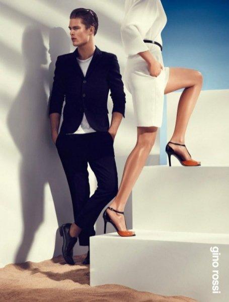 Kampania reklamowa Gino Rossi wiosna lato 2012