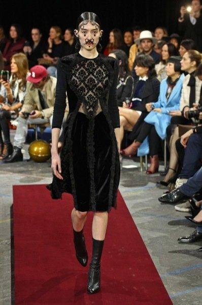 1. Givenchy - kolekcja jesień zima 2015/2016