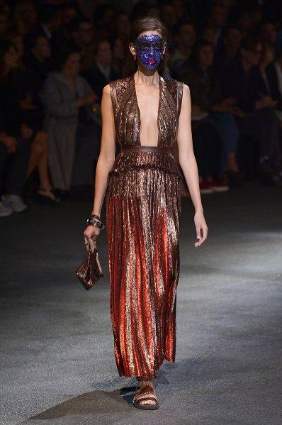 1. Givenchy - kolekcja wiosna lato 2014
