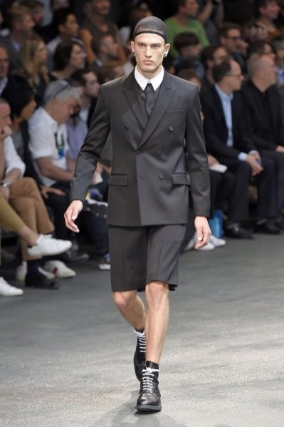 1. Givenchy - kolekcja wiosna lato 2015