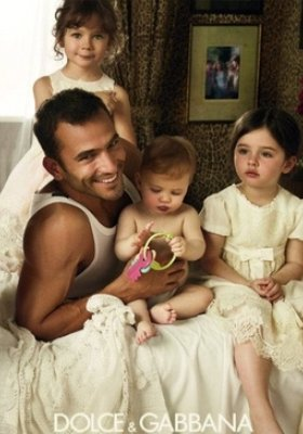 NOWA KAMPANIA DOLCE&GABBANA BABY – BO MAŁE JEST PIĘKNE!