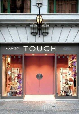 MANGO TOUCH – NOWY KONCEPT HISZPAŃSKIEJ FIRMY