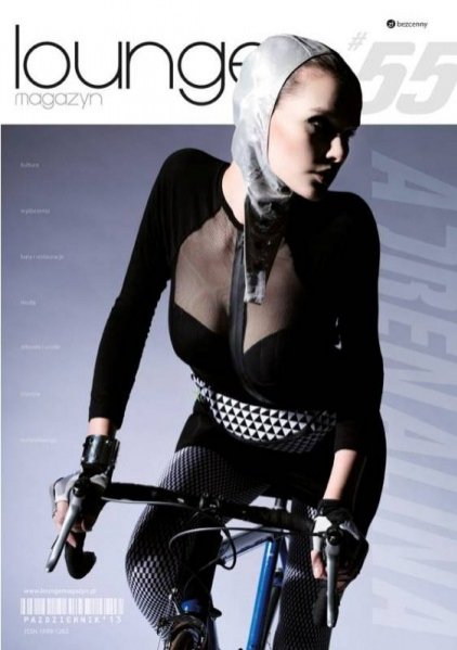 nowy numer Lounge Magazyn - The Adrenaline Issue
