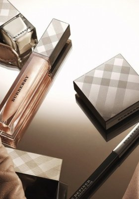 BURBERRY BEAUTY BOX W LONDYNIE
