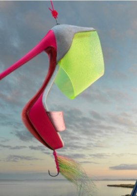 CHRISTIAN LOUBOUTIN LOOKBOOK WIOSNA LATO 2013