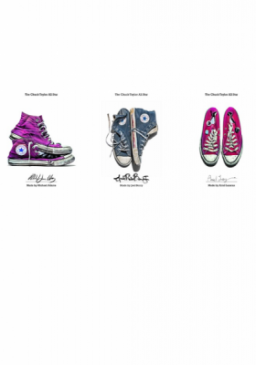 "I-D POLAND + CONVERSE  - PROJEKT ""MADE BY YOU"""