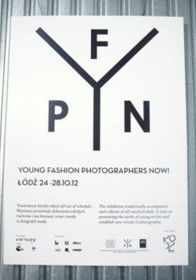 ŁÓDZKA WYSTAWA YOUNG FASHION PHOTOGRAPHERS NOW