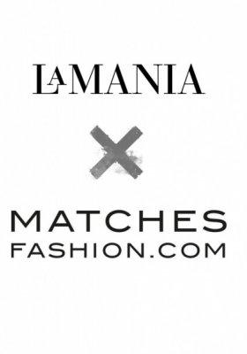 MARKA LA MANIA W OFERCIE SKLEPU MATCHES FASHION!