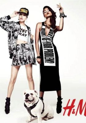 NOWA KAMPANIA H&M DIVIDED – BACK TO THE BEATS