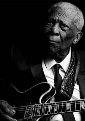SAINT LAURENT PARIS MUSIC PROJECT – B.B KING, CHUCK BERRY, JERRY LEE LEWIS