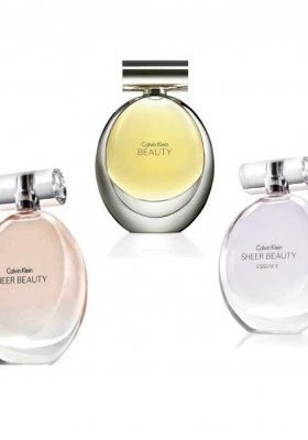 TRZY RAZY CALVIN KLEIN – SHEER BEAUTY ESSENCE, SHEER BEAUTY I BEAUTY