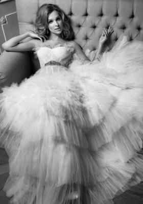 ZIEŃ MARIAGE 2013 - NOWA ŚLUBNA KOLEKCJA PROJEKTANTA