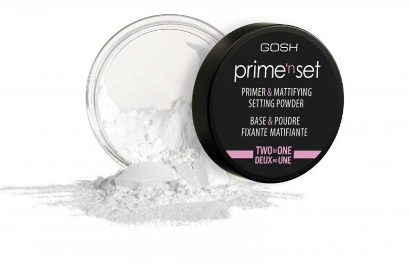 GOSH Prime'n set Primer & Mattifying Setting Powder