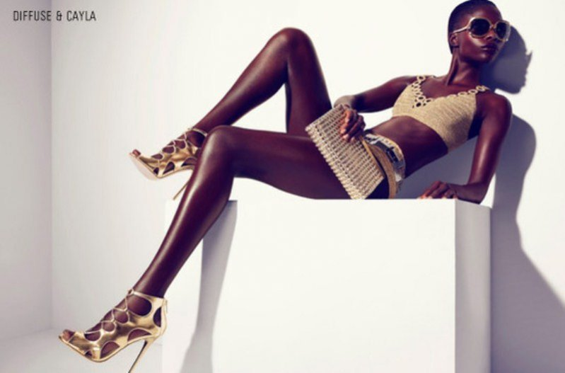 kampania Jimmy Choo Cruise 2013