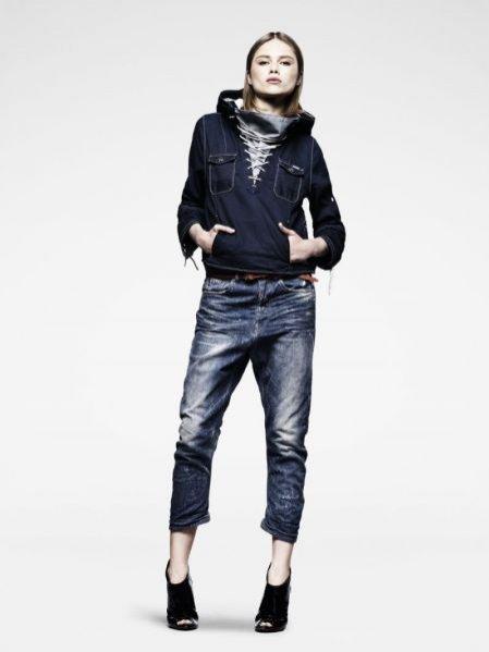 Lookbook kolekcji G-Star Raw wiosna lato 2012