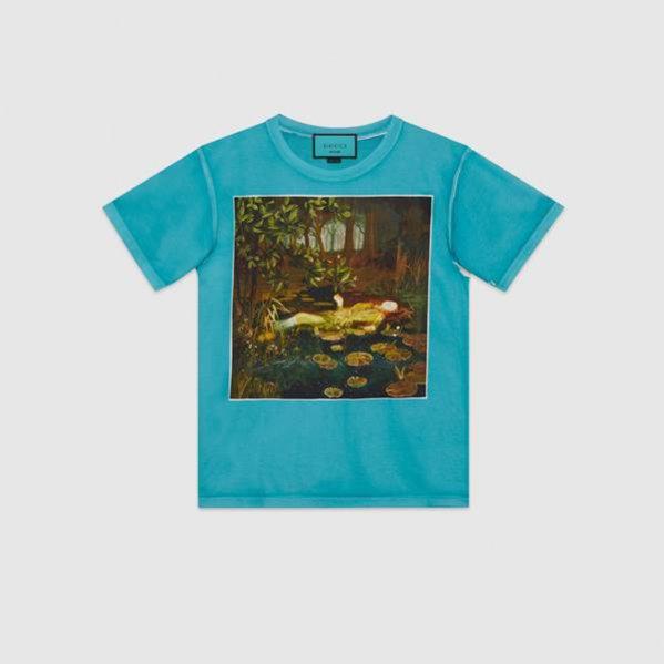 T-shirt z kolekcji Gucci Hallucination, 550 euro