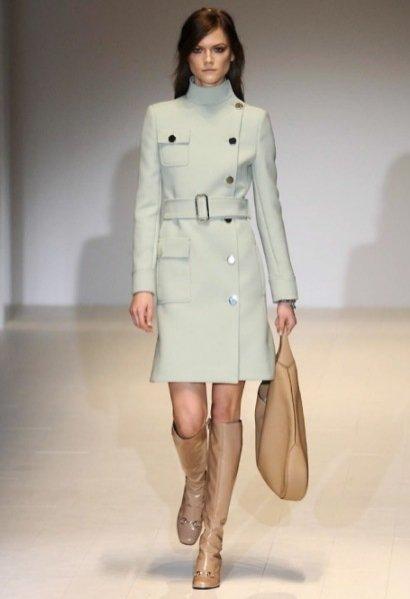 1. Gucci - kolekcja jesień zima 2014/2015