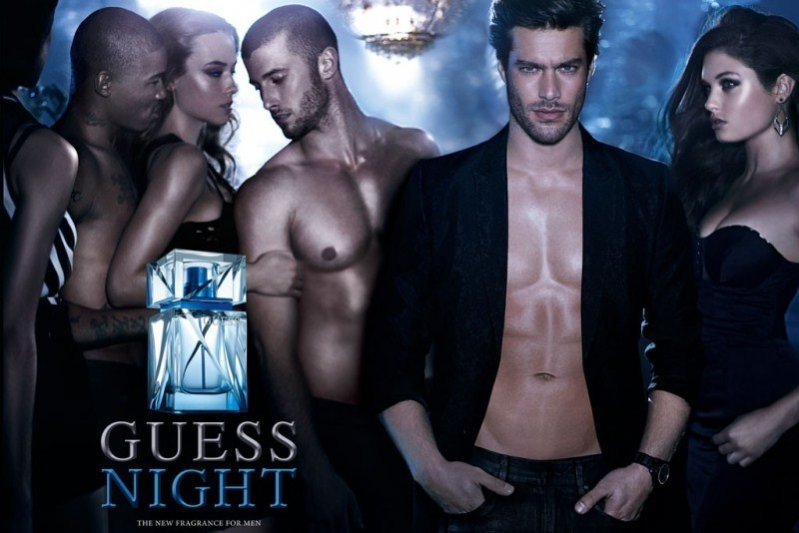 kampania Guess Night