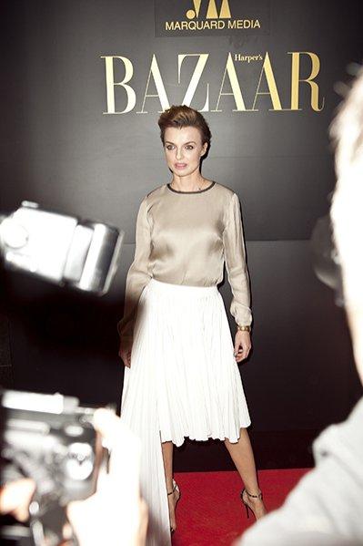 1. Pierwsze urodziny Harper's Bazaar Polska - reżyserka pokazów mody Katarzyna Sokołowska