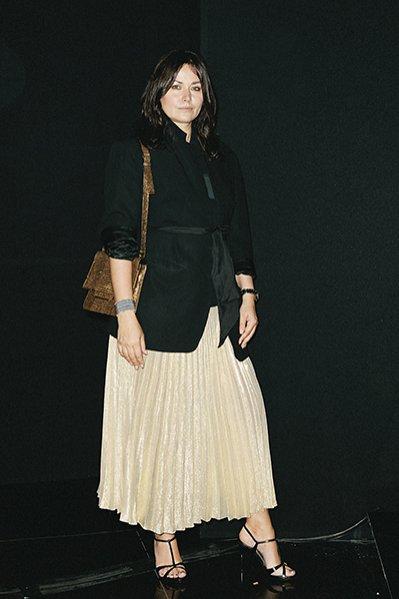 Pierwsze urodziny Harper's Bazaar Polska - Lucyna Szymańska właścicielka agencji D'Vision