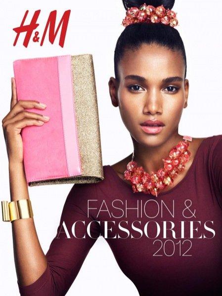 Kampania H&M Accesories aw 2012/13