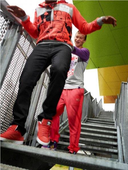 Adidas Originals ST wiosna-lato 2011
