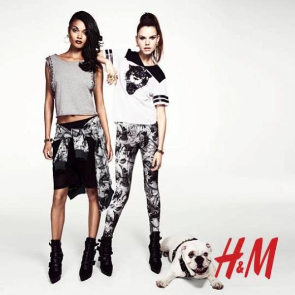nowa kampania Divided H&M Back to the Beats