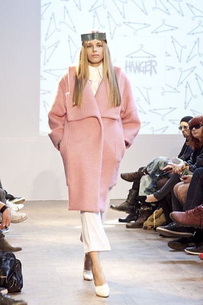 Hanger jesień zima 2013 - Fashion Week Poland kwiecień 2013