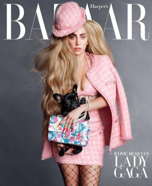 1. Sesja Harper's Bazaar, wrzesień 2014