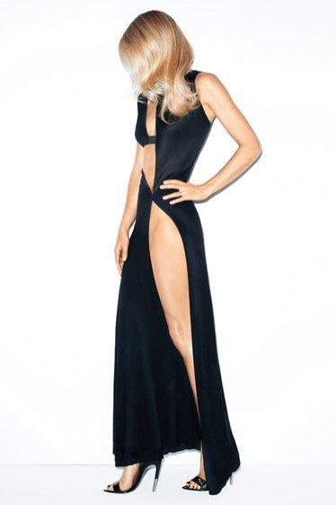 Gwyneth Paltrow w obiektywie Terry'ego Richardsona w sesji dla magazynu Harper's Bazaar