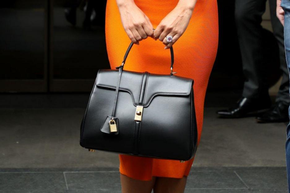 Hedi Slimane dla  Céline: torebka Lady Gagi