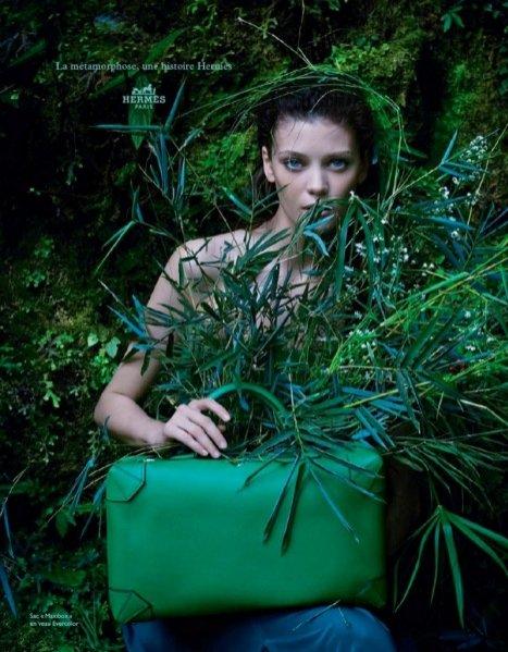 1. Hermès - kampania wiosna lato 2014