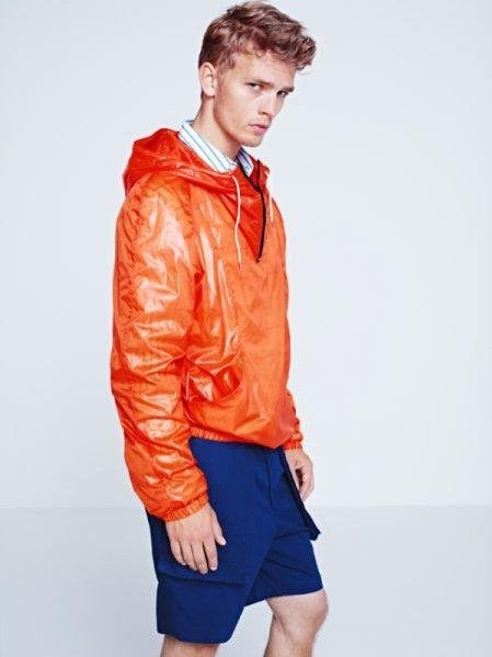 Lookbook męskiej kolekcji H&M wiosna lato 2012