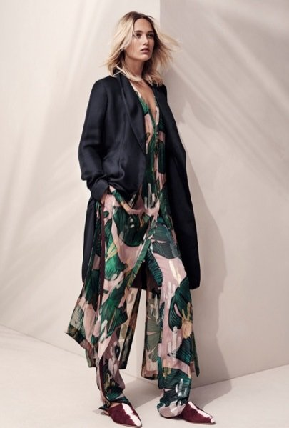 1. H&M Studio kolekcja wiosna lato 2015