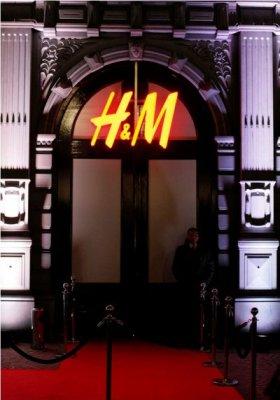 LUKSUSOWA  MARKA ODZIEŻOWEGO GIGANTA H&M?