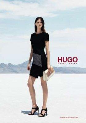HUGO BOSS - KAMPANIA WIOSNA LATO 2014