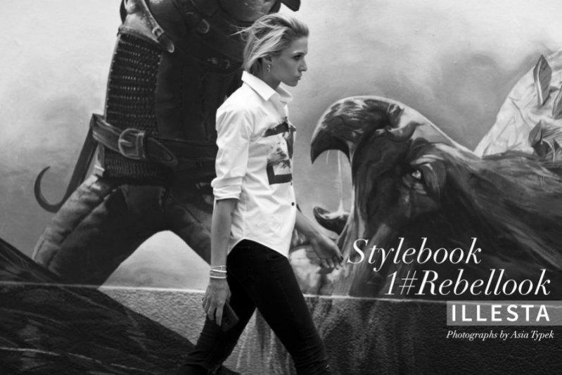 1. Illesta x Rebellook - Cykl Stylebook