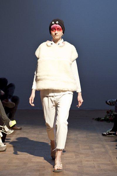 Ima Mad - jesień zima 2013 - Fashion Week Poland kwiecień 2013